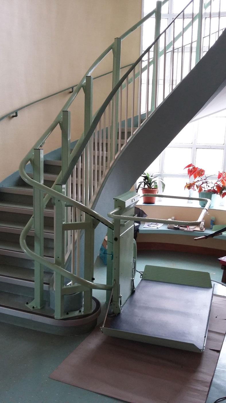 el vateur epmr plateformes obliques pour personnes handicap s ou mobilit r duite alsace. Black Bedroom Furniture Sets. Home Design Ideas
