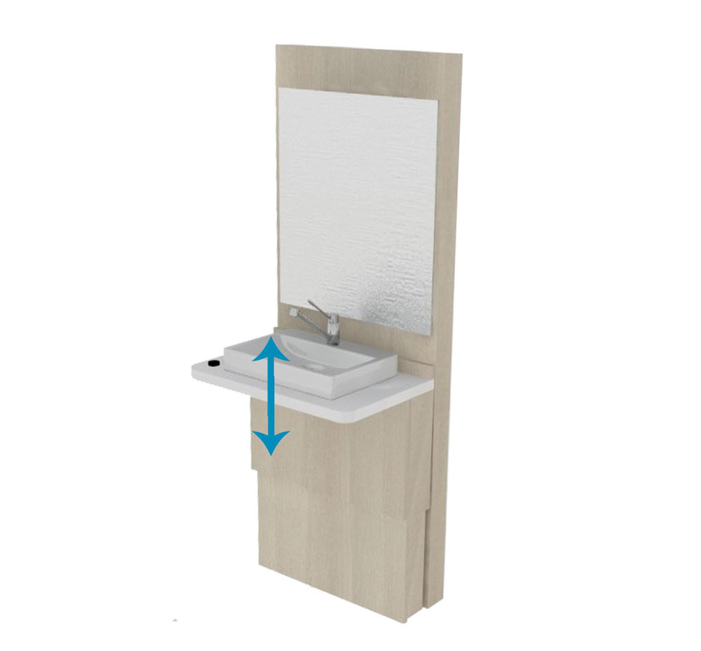 Accessibilite Erp Salle De Bain ~ mobilier adapter pour personnes handicap s ou mobilit r duite