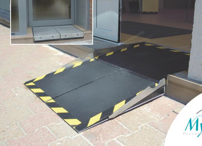 rampes d 39 acc s pmr escamotables pour personnes handicap s ou mobilit r duite alsace. Black Bedroom Furniture Sets. Home Design Ideas